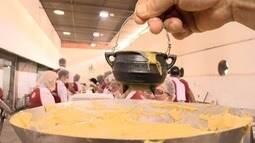 Em Movimento: Festa da Polenta, 'EMME' foi à Venda Nova curtir a maior festa da cidade