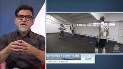 """Ricardo Rocha alerta Roger Guedes e diz: """"Potencial para Seleção"""""""