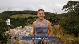 Giro de notícias: polícia prende suspeitos de matar turista de São Paulo em Florianópolis