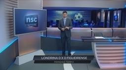 Figueirense visita o Londrina pela Série B; Criciúma recebe o Vila Nova