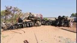 Causas de acidente na BR-452 são apuradas em Uberlândia
