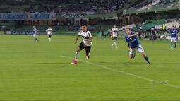 Melhores momentos: Coritiba 1 x 0 Cruzeiro pela 29ª rodada do Brasileirão