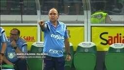 Por telefone, Marcelo Oliveira fala sobre reconhecimento no mundo do futebol