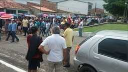 Sepultado jovem assassinado dentro de veículo em Aracaju