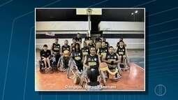 Basquete Cadeirante, do Americano, consegue bom resultado em Campeonato Brasileiro em SP