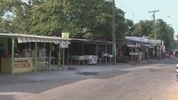 Feirantes reclamam da proibição de comercializar aves em área de Boa Vista