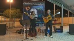 Programa 'Cantando e Encantando' anima moradores do bairro Cauamé, em Boa Vista