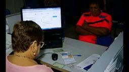 O INSS do Pará implementou um sistema para digitalizar os documentos dos beneficiário