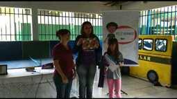 Vencedores do Televisando de Umuarama recebem o prêmio