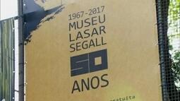 Museu Lasar Segall comemora 50 anos e reúne mais de 3.000 itens