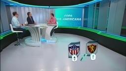 Comentarista diz que Sport deveria ter acreditado em virada na Sul-Americana