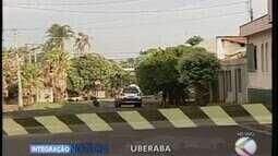 Grupo fortemente armado arromba empresa em Uberaba e atira várias vezes para intimidar