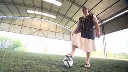 Futebol para combater a violência