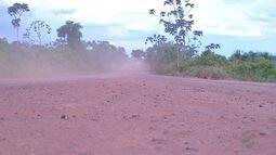 Piora a situação da estrutura de estradas de MT, diz levantamento