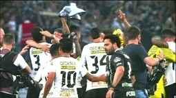 Corinthians supera desconfiança ao vencer Paulistão e Brasileirão