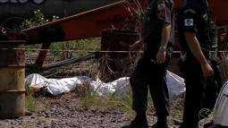 Polícia investiga assassinato de jovens em Barra Mansa