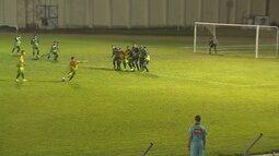 Seleção de RR empata contra Rondônia no jogo de ida pela Copa de Seleções Estaduais Sub-20