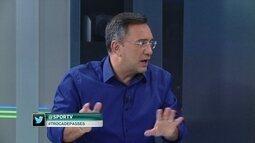 Maurício Noriega vê falta de profissionalismo no caso Lucas Lima e Palmeiras