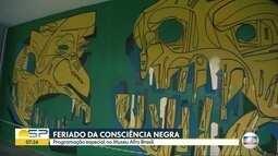 Programação especial no Museu Afro Brasil