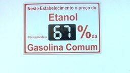 Projeto obriga divulgação de diferença de preços de combustíveis