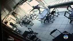 Polícia Civil prende suspeitos de matarem idoso a tiros dentro de bar em Sorocaba