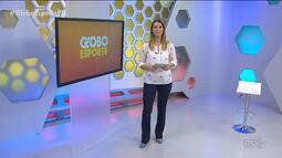 Veja a edição na íntegra do Globo Esporte Paraná de terça-feira, 21/11/2017