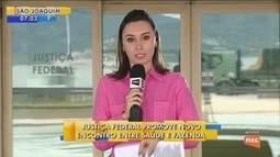 Justiça Federal promove novo encontro entre Secretaria da Saúde e da Fazenda