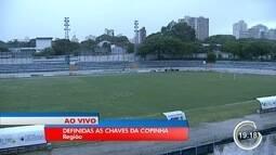 Saiu nesta quarta a tabela da Copa São Paulo de futebol