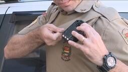 Projeto deve instalar câmeras em coletes de policias para monitorar ocorrências