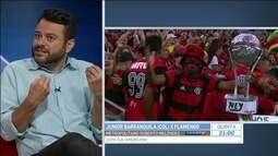 """Eric Faria: """"O Muralha é o Rocky Balboa do futebol brasileiro"""""""