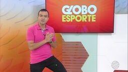 Globo Esporte MS - programa de sexta-feira, 08/12/2017 - 1º bloco