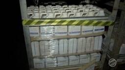 Apreensões de agrotóxicos contrabandeados são feitas regularmente em MS