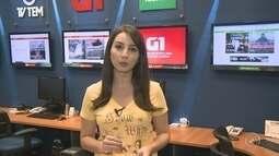 Mayara Corrêa traz os destaques do G1 Sorocaba e Jundiaí nesta segunda-feira