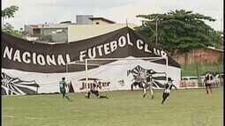 Nacional de Uberaba e Uberlândia empatam no 1º jogo da final da Copa Regional sub-20