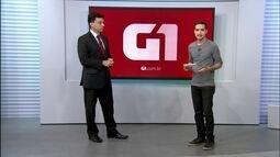 G1 no Bom Dia DF: Mega delegacia de polícia está sendo criada para 2018
