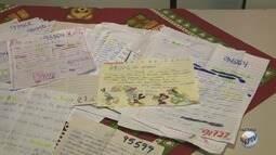 É Natal: Correios têm cartinhas endereçadas ao papai noel esperando por voluntários