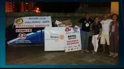 JPB2JP: Campanha Natal sem Fome recolhe doações de mais de 200kg