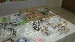 Apae promove bazar de artesanato beneficente em Franca, SP