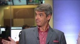 """Tim Vickery critica defesa do Flamengo e diz: """"Não é culpa dos jogadores"""""""
