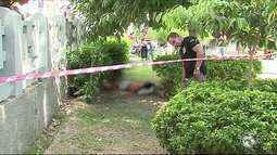 Corpo de mulher é encontrado na área externa da prefeitura de Caruaru