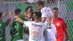Os gols do Time Branco 5 x 4 Time Verde pelo amistoso dos amigos da ABRAVIC