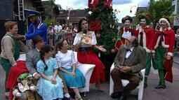 Confira o programa Natal do Bem (bloco 3)
