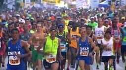 Corrida de São Silvestre atrai milhares de atletas para as ruas da Capital