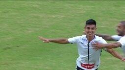 Os gols de Corinthians 1 (4) x (1) 1 Sport pela segunda fase da Copa SP de Futebol Jr