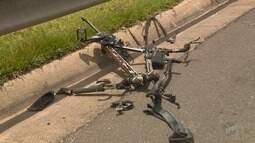 Empresa de ônibus que matou ciclista em Vinhedo está operando ilegalmente