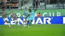 Melhores momentos: Fluminense 1 x 3 Barcelona-EQU pelo Torneio da Flórida