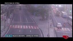 Confira imagens do trânsito na Grande Vitória nesta quarta-feira (17)