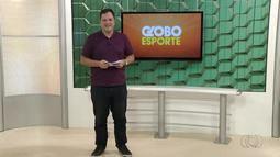 Globo Esporte Tocantins 17/01/2018