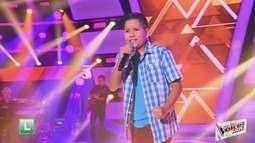 The Voice Kids - Luan Gabriel