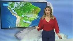 Confira a previsão do tempo para esta sexta-feira em Ribeirão e região